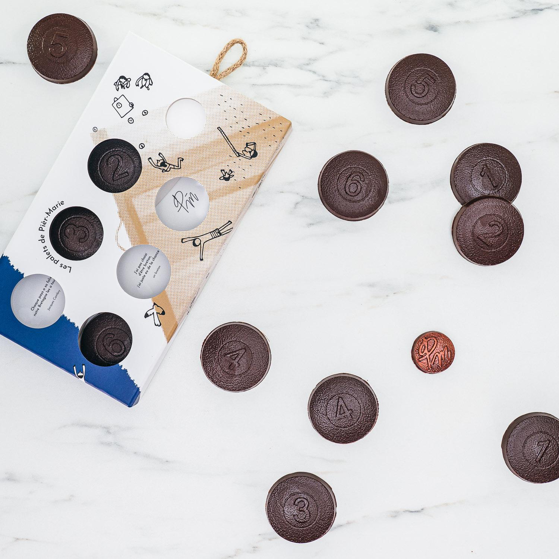 Coffret Chocolat Palets BZH de Pièr-Marie