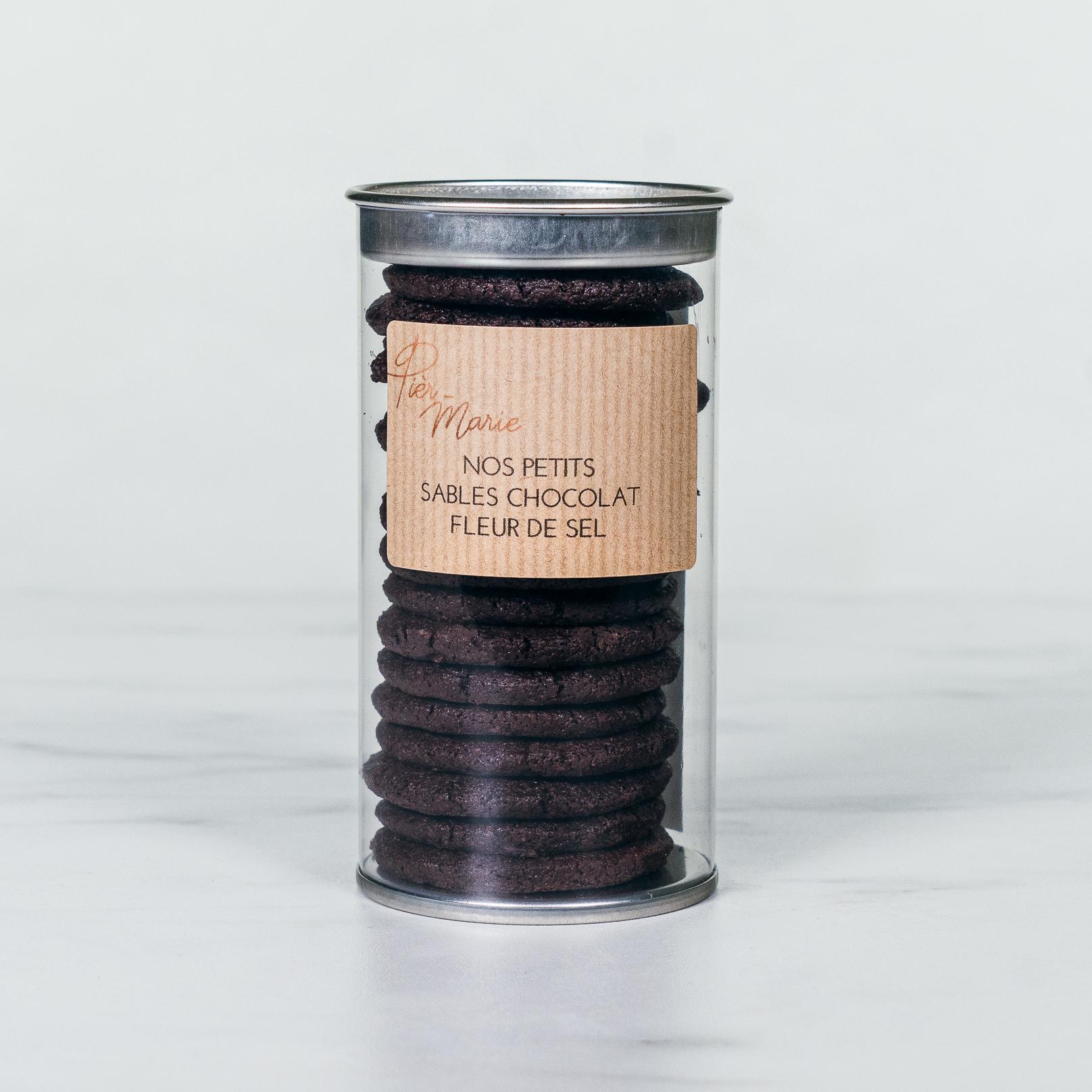 Sablé Chocolat fleur de sel