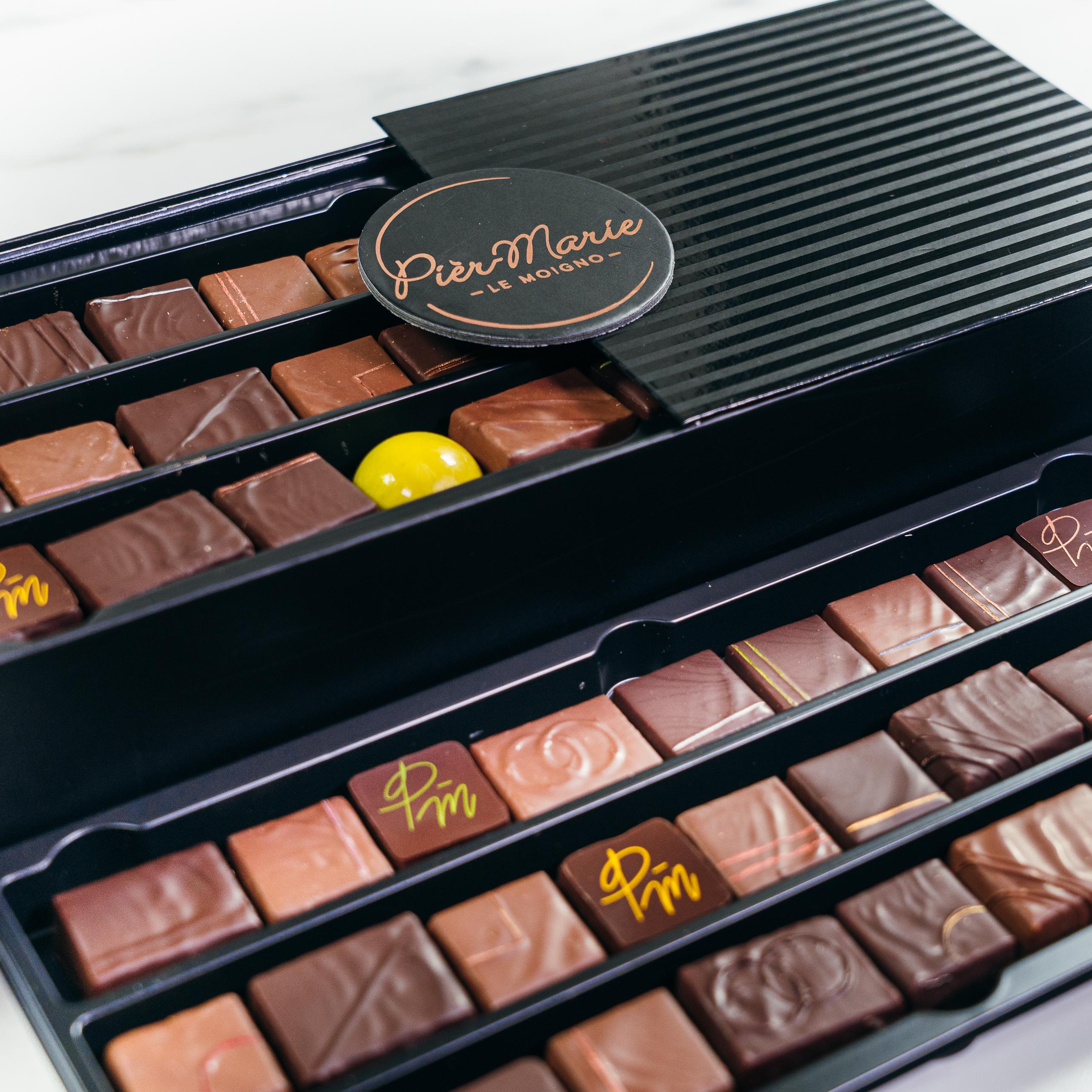 Coffret chocolat Prestige 430 gr