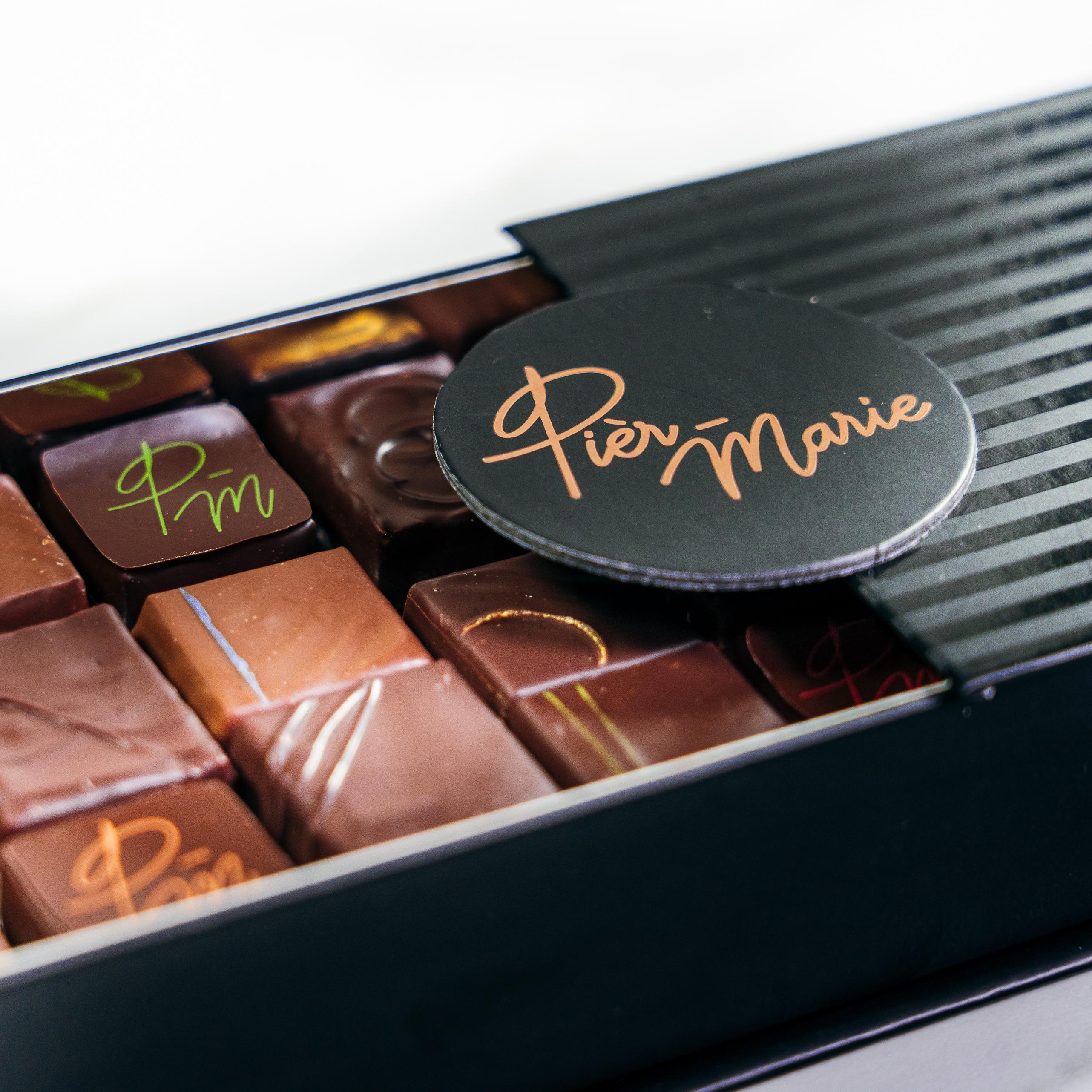 Coffret chocolat Prestige 230 gr